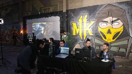 Cómo terminé jugando un torneo de Mortal Kombat 11 en las ruinas de una fábrica de trenes chilena