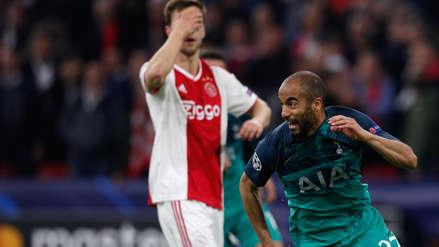 Tottenham clasificó a la final de la Champions League: ganó 3-2 al Ajax