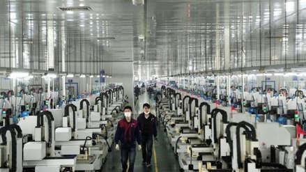 Las exportaciones chinas se desaceleran y crecen un 3,1 % interanual en abril