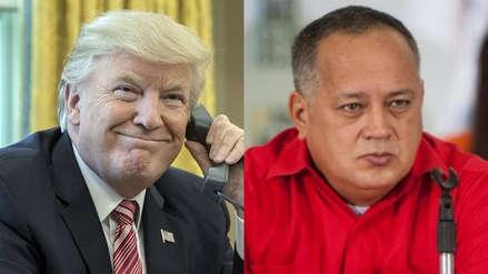 Revelan que Donald Trump vendió en 2015 una finca a asociados de Diosdado Cabello