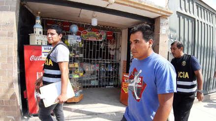 Policía es detenido por presuntamente fingir el robo de 23 mil soles para cobrar póliza de seguro