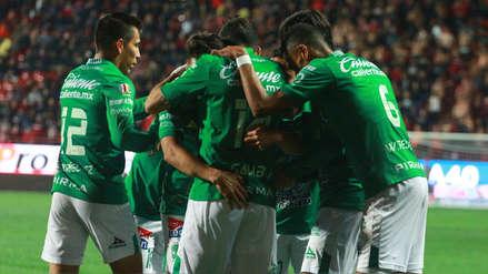 León le pegó 3-1 al Tijuana y pone un pie en las semifinales de la Liga MX