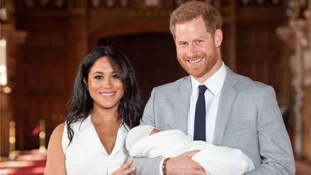 El bebé de Meghan y Harry tiene dos días de nacido y ya debe declarar ante el fisco de Estados Unidos