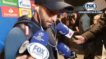 ¡Las lágrimas del héroe!: Lucas Moura se emocionó al ver el gol del triunfo de Tottenham