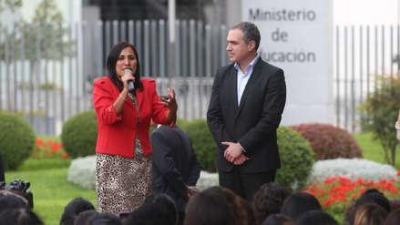 Ministra Flor Pablo: