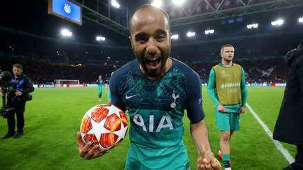 Video | Mira los tres goles de Lucas Moura que le dieron el triunfo al Tottenham