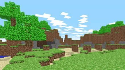 Minecraft te deja jugar gratis su versión clásica en tu navegador