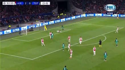 ¡Increíble!: La gran atajada de Onana que le negó el gol a Tottenham