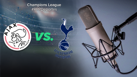Ajax vs. Tottenham: escuchar por RADIO EN VIVO ONLINE vía Internet - Champions League 2019