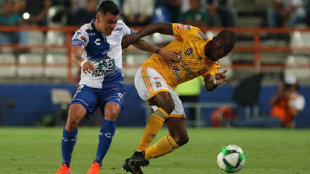 Tigres igualó 1-1 con Pachuca en partido de ida de los cuartos de final de la Liga MX