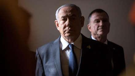 Benjamín Netanyahu responde a Irán: