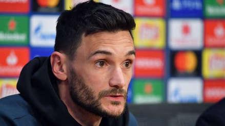 "Hugo Lloris: ""El Ajax tiene una ligera ventaja"""