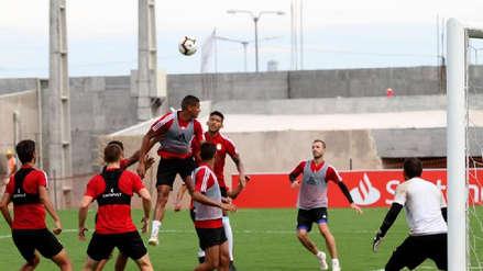 Sporting Cristal entrenó en Paraguay y definió equipo para jugar ante Olimpia