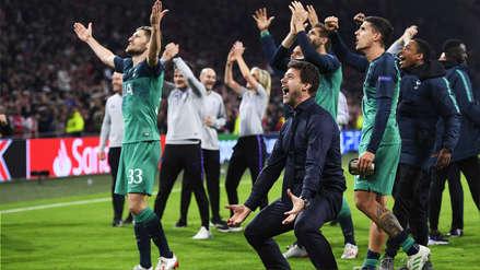 ¡El increíble Tottenham!: así informó la prensa internacional tras su clasificación a la final de la Champions League