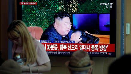 Kim Jong-un ordenó un ensayo de