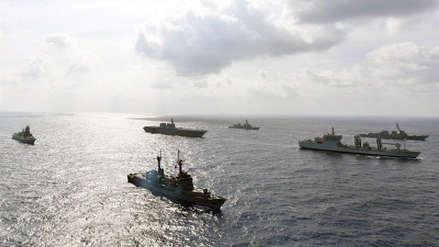 Tensión en Asia: Filipinas, EE.UU., Japón e India hacen maniobras marítimas en aguas disputadas con China