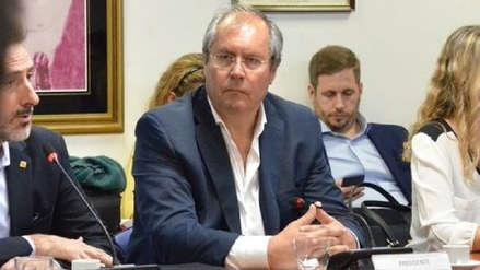 Un diputado argentino fue baleado en los exteriores del Congreso