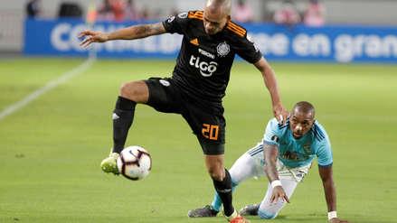 Olimpia vs. Sporting Cristal | Cuánto ganarías si apuestas en contra del equipo peruano