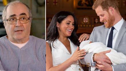 Despiden a periodista de la BBC por comparar al bebé de Meghan y Harry con un chimpancé