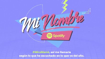"""Descubre cuál es tu """"nombre Spotify"""" según la música que escuchas [TUTORIAL]"""