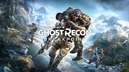 Ghost Recon Breakpoint se anuncia con video gameplay de 13 minutos [VIDEO]