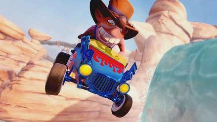 Crash Team Racing Nitro Fuel permitirá personalizar tu kart y personaje [VIDEO]