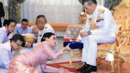 Polémica en Tailandia por una parodia de la boda real en un programa de TV alemán