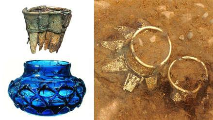 Reino Unido | Hallan una tumba real del siglo VI con valiosos objetos cerca a supermercado