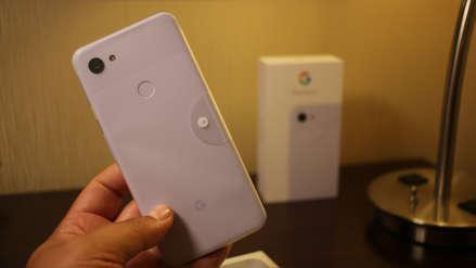 Este es nuestro unboxing del Google Pixel 3a XL