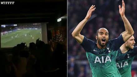 Ajax y la cuenta regresiva más triste de sus hinchas tras el último gol de Tottenham