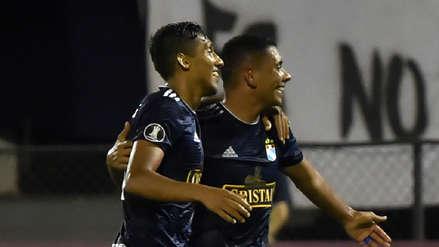 Sporting Cristal venció 1-0 a Olimpia y clasificó a la Copa Sudamericana