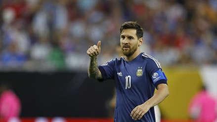 Lionel Messi, la estrella que busca ganar una final con la Selección Argentina
