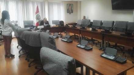 Comisión del Congreso suspendió su sesión porque solo asistió uno de los trece integrantes [VIDEO]