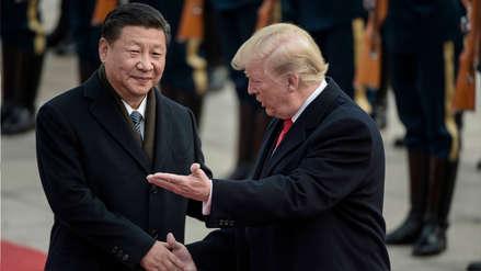 Trump dice que negociaciones comerciales entre Estados Unidos y China continuarán