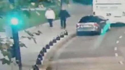 Así fue el ataque al diputado argentino Héctor Olivares [VIDEO]