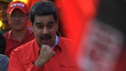 ¿Acto fallido de Nicolás Maduro?: