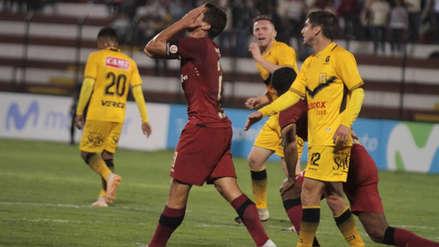Universitario cayó a manos de Cantolao y sumó su cuarto partido sin ganar en la Liga 1 Movistar