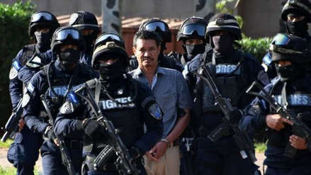 EE.UU. sentenció a 33 años de cárcel a un narcotraficante hondureño