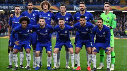 Y no es Eden Hazard: Chelsea renovó a este jugador tras la clasificación a la final de Europa League