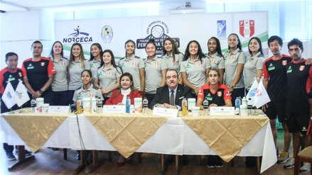 Copa Panamericana de Voleibol  Sub 20: equipo de Natalia Málaga debuta ante Honduras