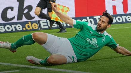 ¿Claudio Pizarro a Alianza Lima? Expresidente de Werder Bremen calificó ese fichaje como 'impensable'