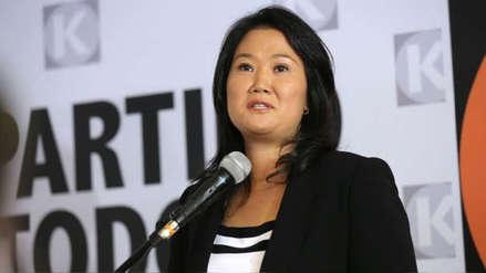 Procurador pide recusar a jueces supremos de casación de Keiko Fujimori