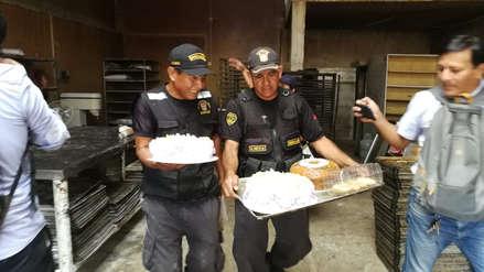 Decomisan tortas para el día de la madre elaboradas en condiciones antihigiénicas