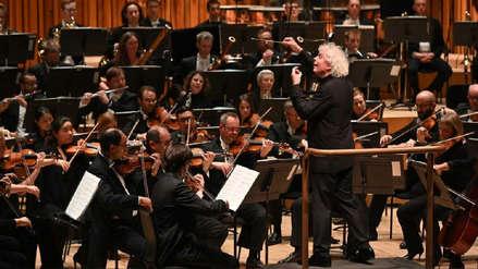 Directores de la Sinfónica Nacional y de la Orquesta Sinfónica de Londres se reunirán