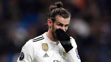 Zinedine Zidane volvió a dejar fuera de la lista a Gareth Bale