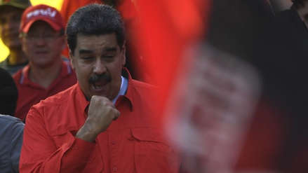Colombia acusó a Nicolás Maduro de apoyar al ELN