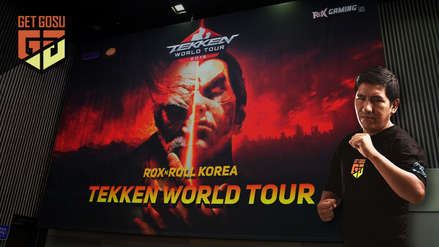 Peruano clasifica a la gran final de importante torneo de Tekken en Corea del Sur