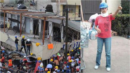 Detienen a directora de colegio donde murieron 16 niños por sismo de 2017 en México