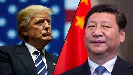 Trump advierte a China que postergar negociaciones comerciales hasta 2020