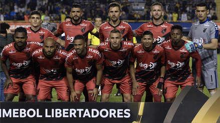 Dos jugadores del Atlético Paranaense dieron positivo en controles anti dopaje de Copa Libertadores